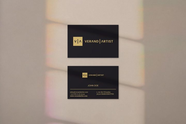 Branding Verand'Artist